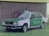Audi 100 C2 typ43 Polizei