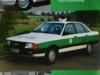 Audi 100 typ44 polizei