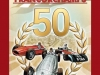 Affiche expo 50eme GP F1 Spa Francorchamps 2017