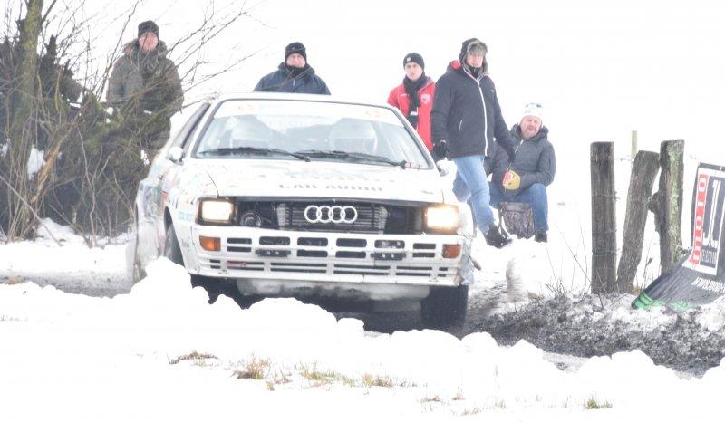 boucles spa Audi heritage quattro  A2 2019