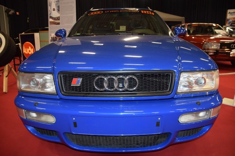 audi RS2 40 ans 5 cylindres ciney 2017 (6)