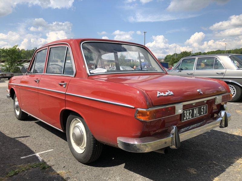 Audi 75 de 1965 (2)