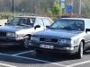 Audi 100 versus V8
