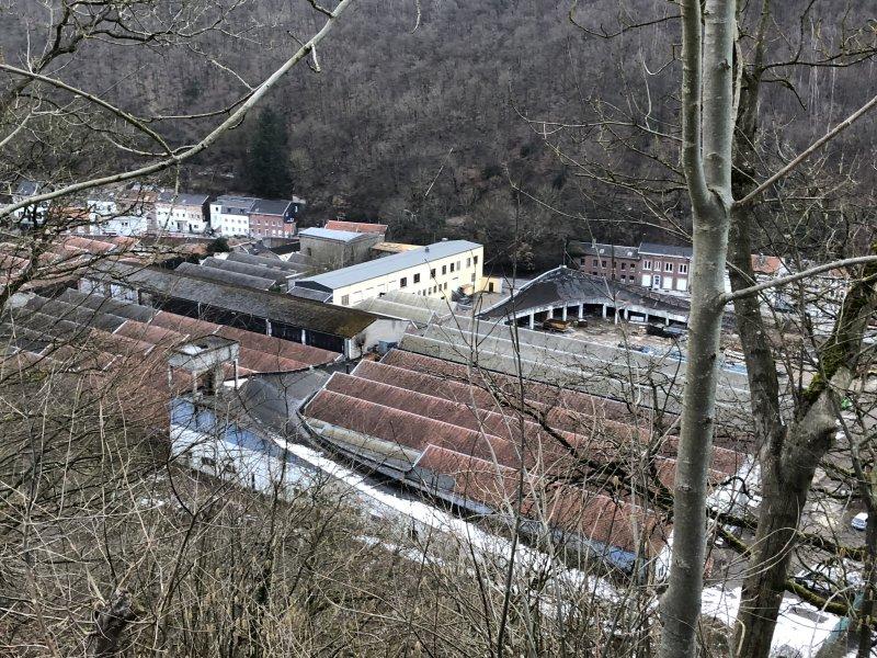 usine Imperia piste d'essai