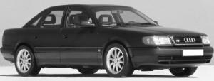 Audi 100 S4 1992 - 1994