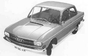Audi 60 1968 - 1972
