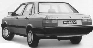 Audi 80 quattro type B2