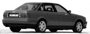 Audi S2 Berline 1994