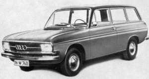 Audi Variant 1967