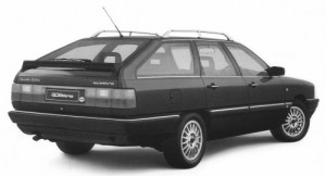 Audi 200 Avant  type 44 C3 1984 - 1991