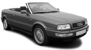 Audi Cabriolet V6 type 8G B4
