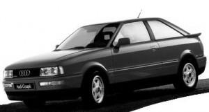 Audi Coupé type 89 B3