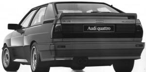 Audi quattro 20V type 85 B2 1989-1991