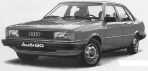 Audi 80 type B1