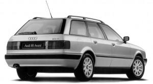 Audi 80 Avant B4