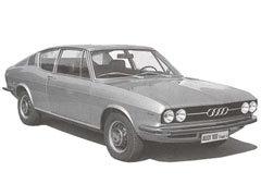Audi Coupé 100S