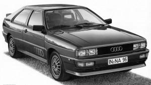 Audi quattro type 81