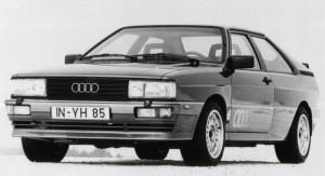 Audi quattro type 85