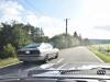 Audi quattro GT depassement