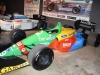 F1 benetton 1988